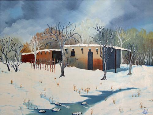 paul-chaffee-adobe-snow